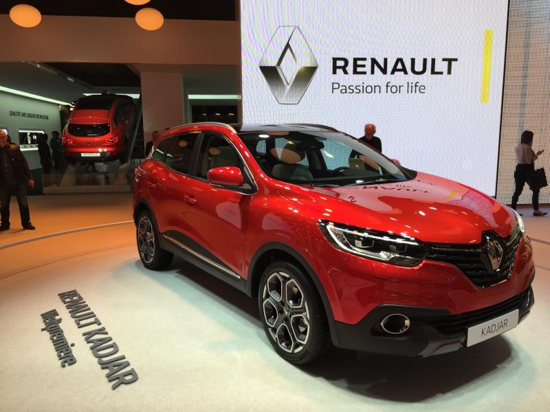 2015 - [Renault] Kadjar [HFE] - Page 3 15030546