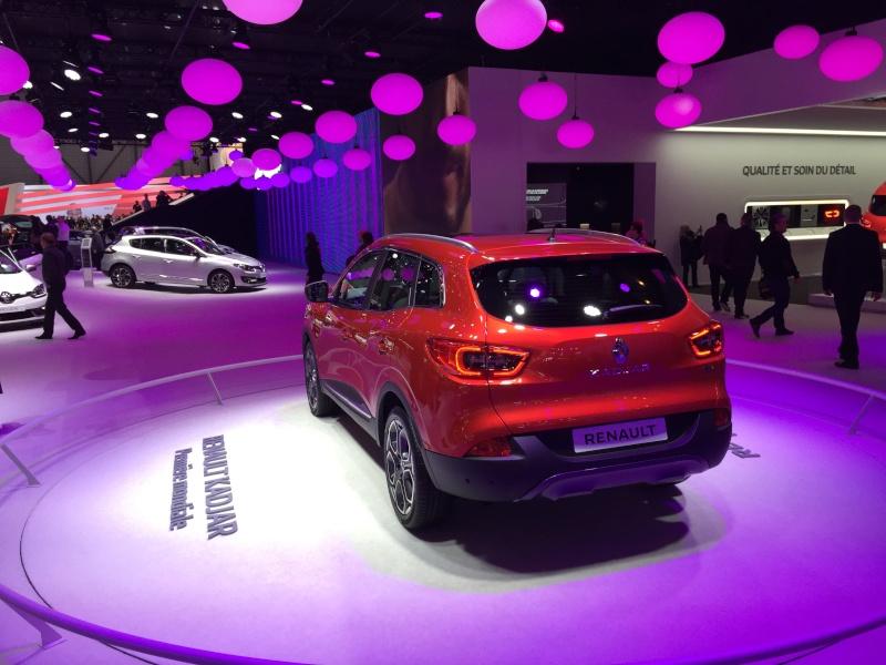 2015 - [Renault] Kadjar [HFE] - Page 3 15030547