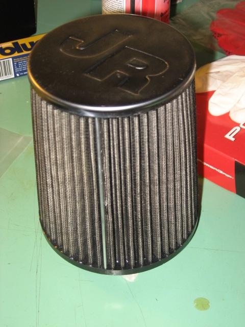 Vendo filtro conico JR Img_0212