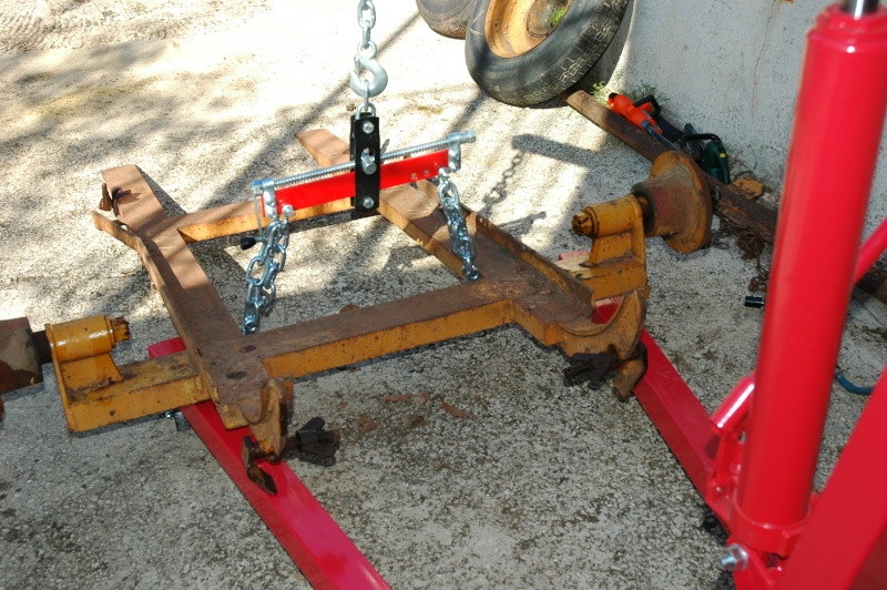 restauration - Restauration rouleau compresseur RV4T Richier+W110+Boite FCD - Page 3 Dsc_8412
