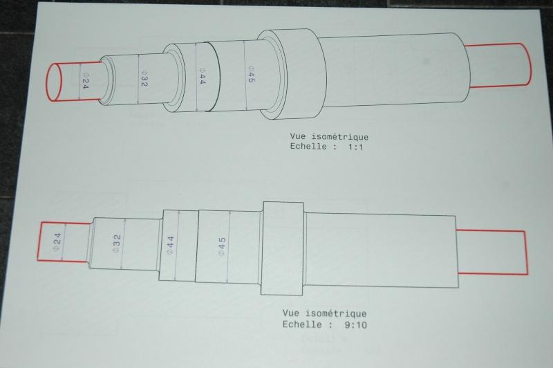 restauration - Restauration rouleau compresseur RV4T Richier+W110+Boite FCD - Page 3 Dsc_8612