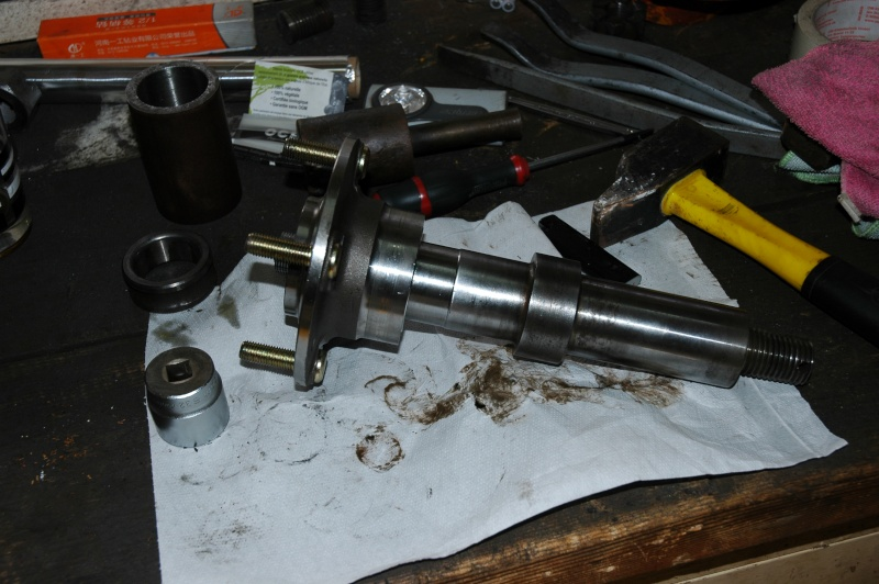 restauration - Restauration rouleau compresseur RV4T Richier+W110+Boite FCD - Page 3 Dsc_8710