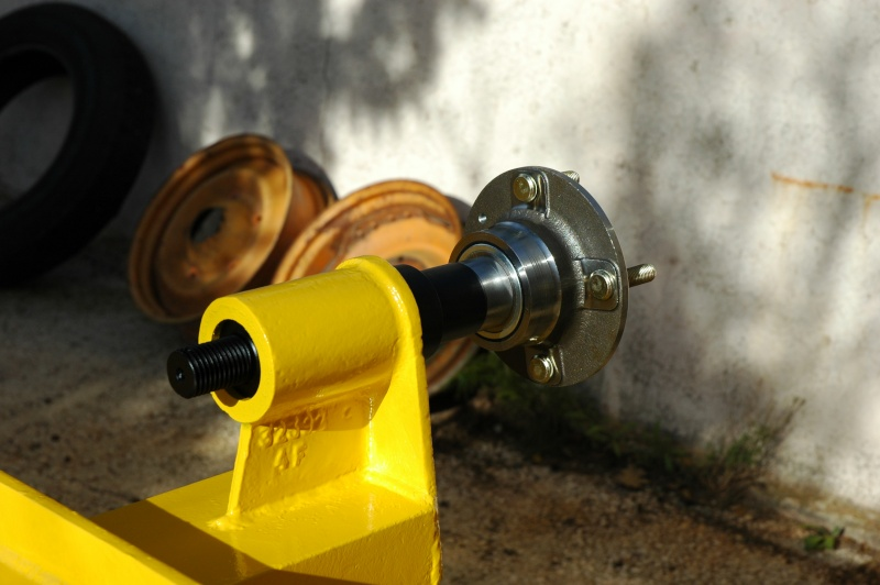 restauration - Restauration rouleau compresseur RV4T Richier+W110+Boite FCD - Page 3 Dsc_8711