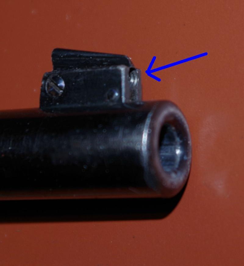 colt 22 Target automatic pistol 0010