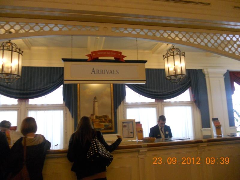 Tr du 23 au 25 septembre au Newport Bay Disney69