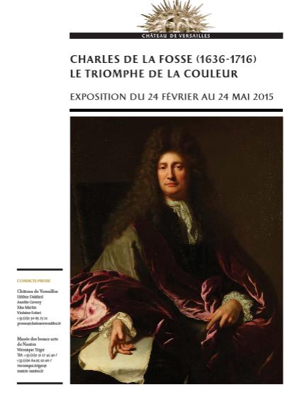 Exposition Charles de la Fosse en 2015 Dp_cde10