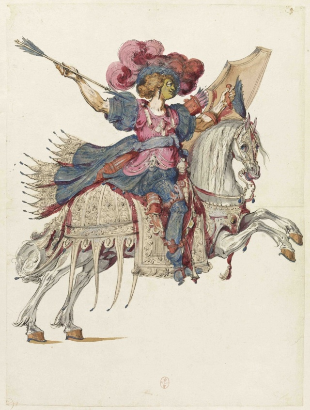 Chantilly : Fastes de cour au XVIIe siècle 13/05-13/08 2015 Fastes11