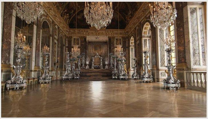 Le mobilier de Versailles -  Arte le 15 février 2015 Mobili12