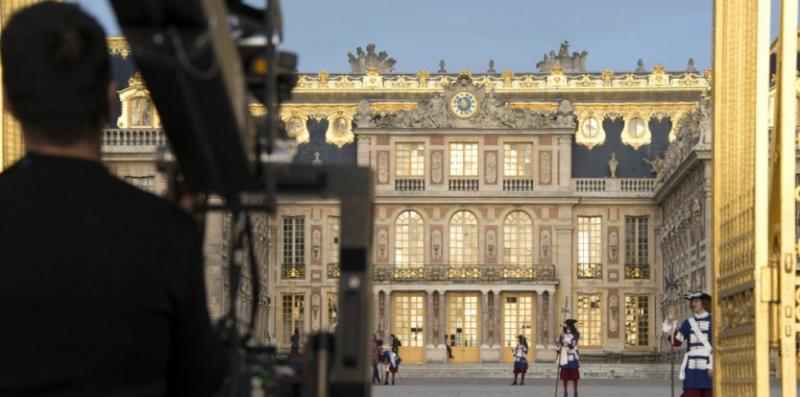 Le château de Versailles et le cinéma Versai13