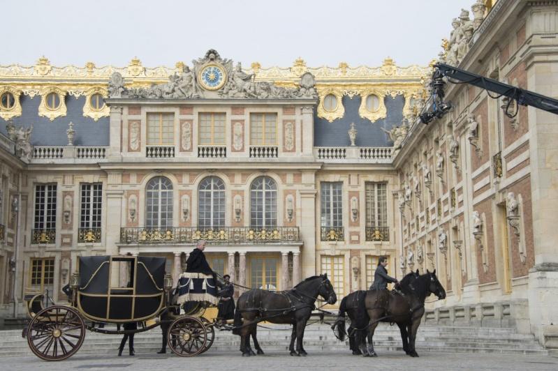 Le château de Versailles et le cinéma Versai14