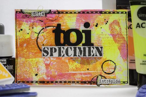 Tuto Carte Patouille avec Clara Fev1110