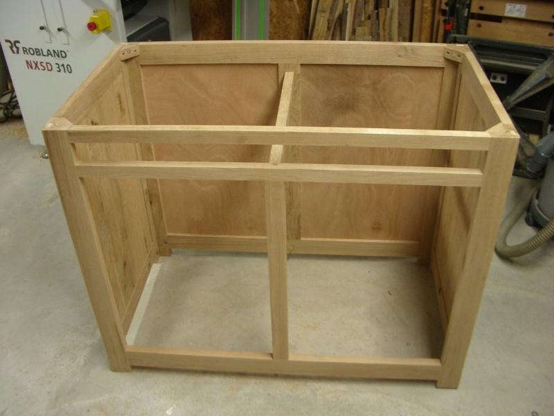 meuble en chêne et fer forgé pour l'ordi  Imgp6011