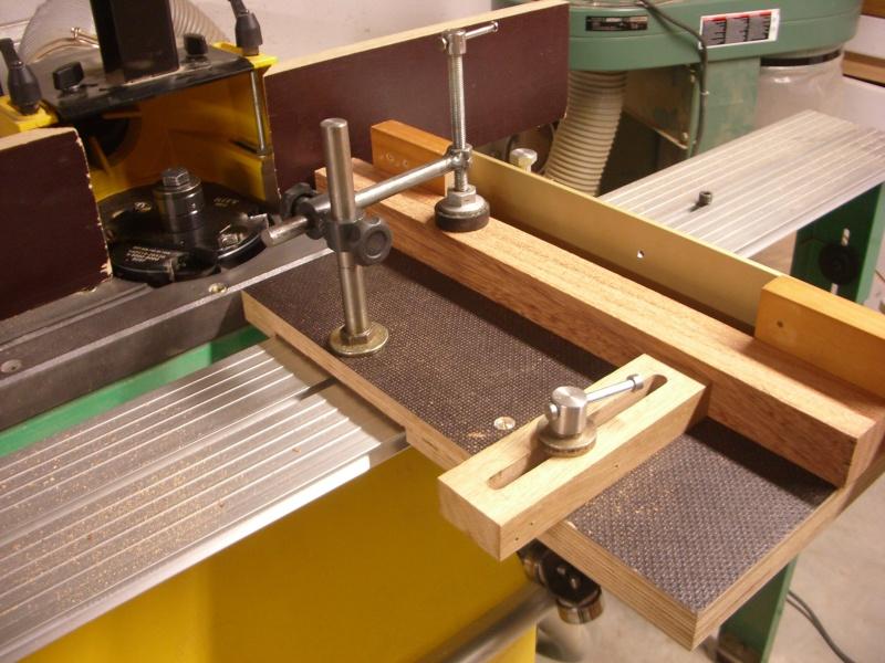 meuble en chêne et fer forgé pour l'ordi  Imgp6019