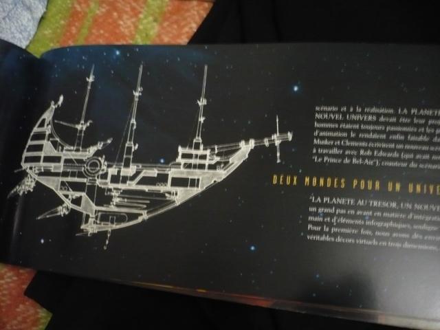 La Planète au Trésor - Un Nouvel Univers [Walt Disney - 2002] - Page 6 P1220916