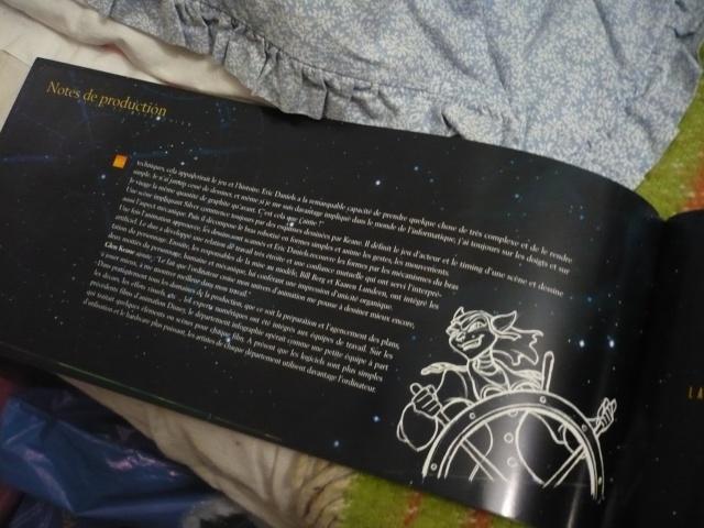 La Planète au Trésor - Un Nouvel Univers [Walt Disney - 2002] - Page 6 P1220920