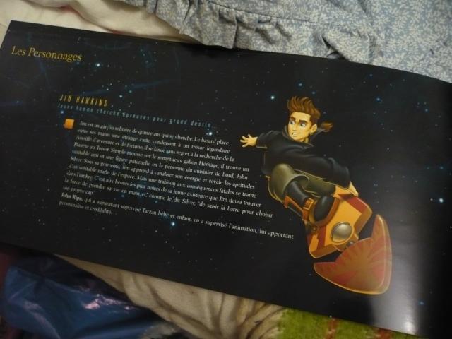 La Planète au Trésor - Un Nouvel Univers [Walt Disney - 2002] - Page 6 P1220921