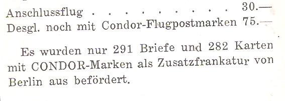 Condor-Flugpostmarken auf Belegen der Südamerikafahrt 1930 - Seite 2 Scanne24