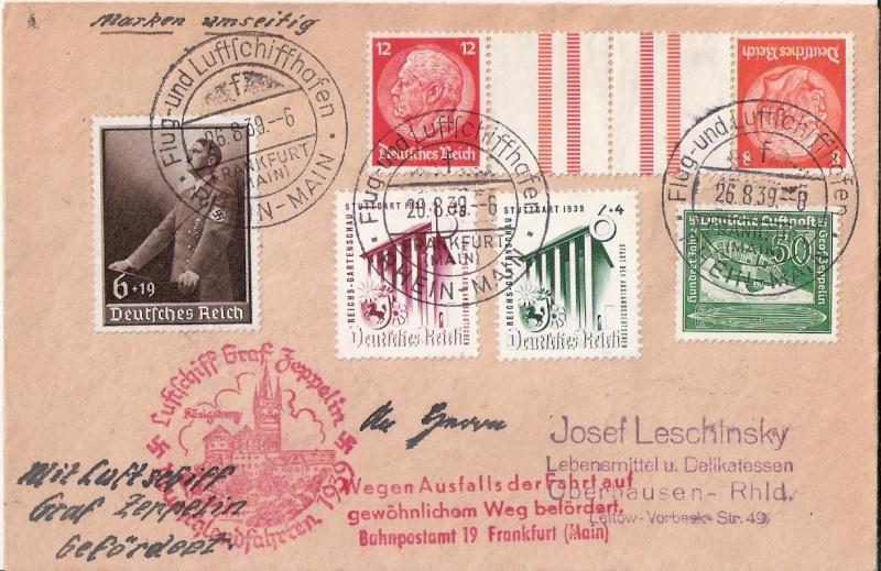 Zeppelinpost des LZ 130 - Seite 4 Scanne29