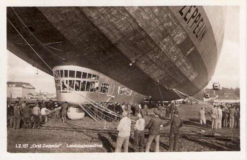 Südamerikafahrt 1930, Post nach Sevilla Sieger20