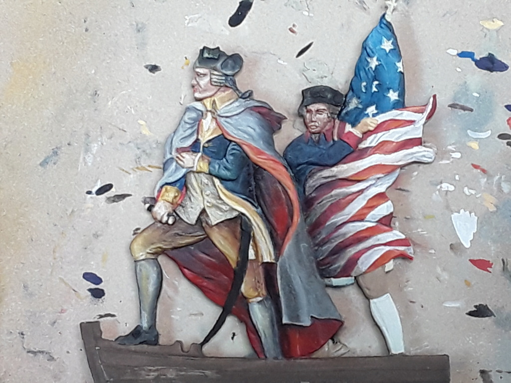 Washington crossing the Delaware 20180911