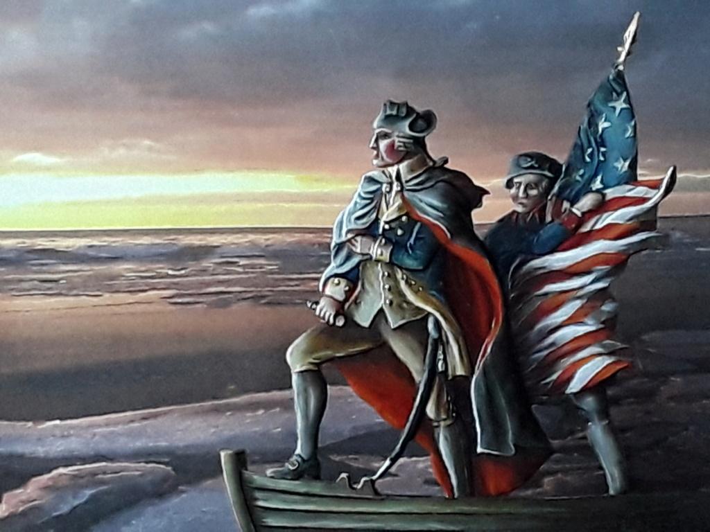 Washington crossing the Delaware 20180939