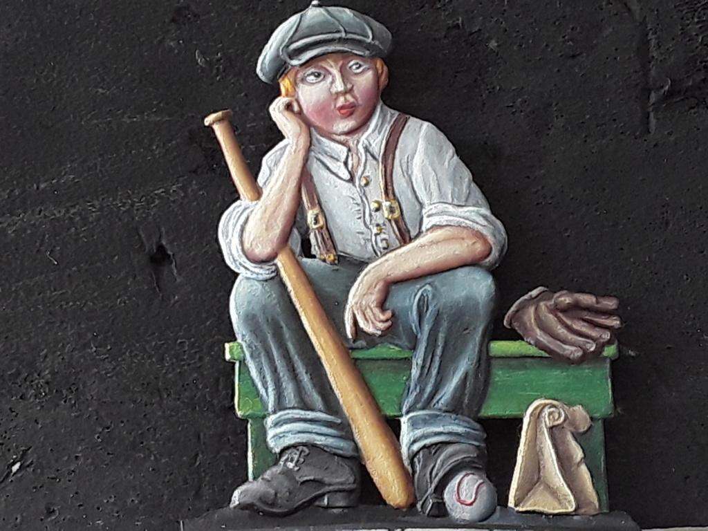 Baseball dreams  (Jupiter  Miniatura) 20190423