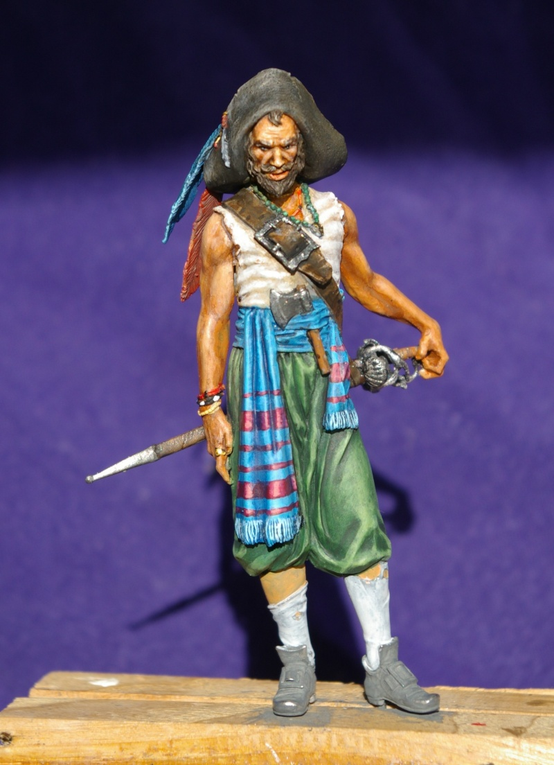 pirate 75 mm acrylique  Pirate10