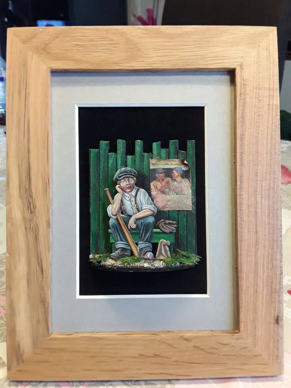 Baseball dreams  (Jupiter  Miniatura) Receiv12