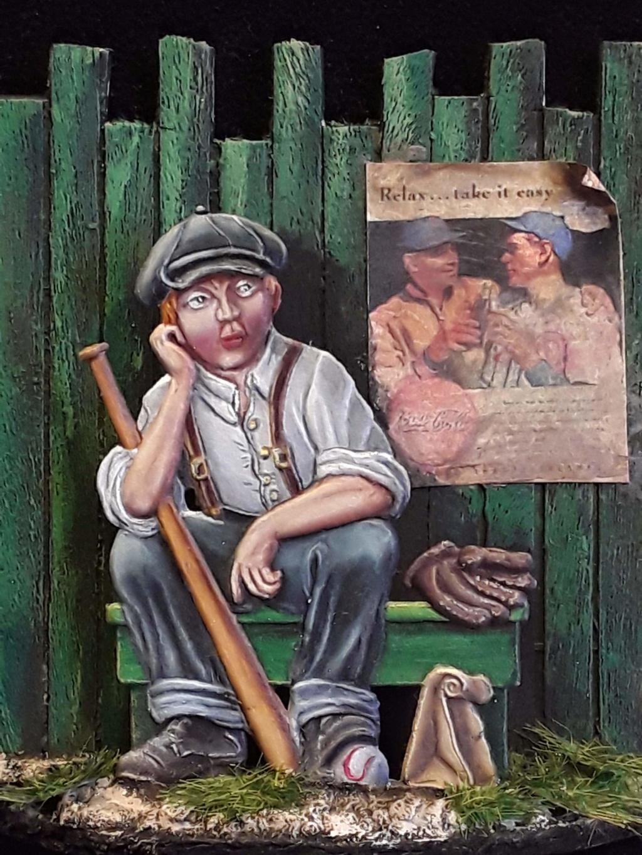 Baseball dreams  (Jupiter  Miniatura) Receiv13