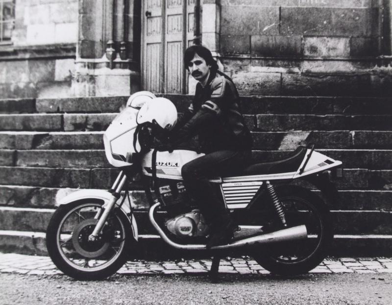Votre moto avant le Tracer ? 400gsx11