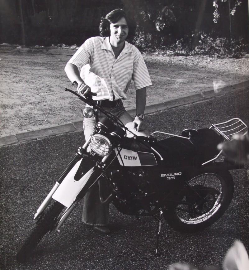 Votre moto avant le Tracer ? Dtmx1110