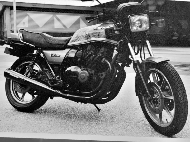 Votre moto avant le Tracer ? Gpz11011