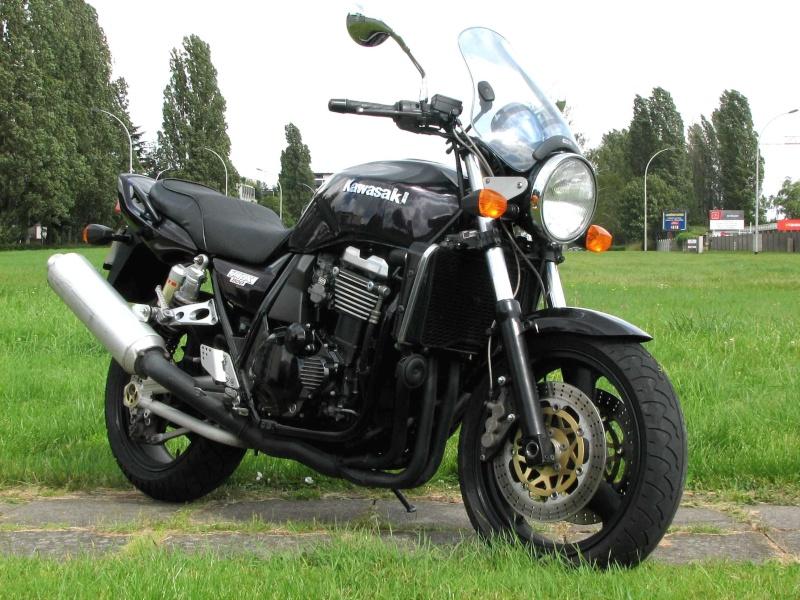 Votre moto avant le Tracer ? Zrx1010