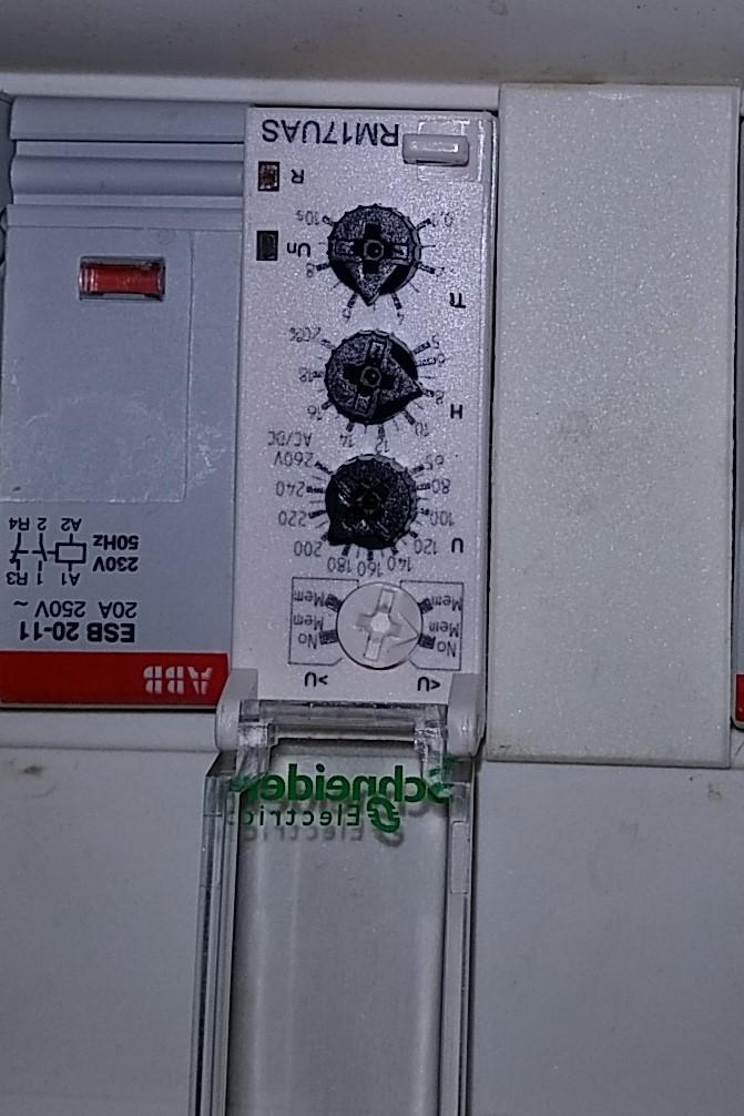 PB en electricité / protection PAC 510