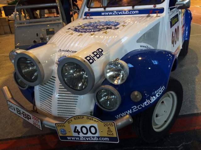 [SALON] Rétromobile 2015  1410