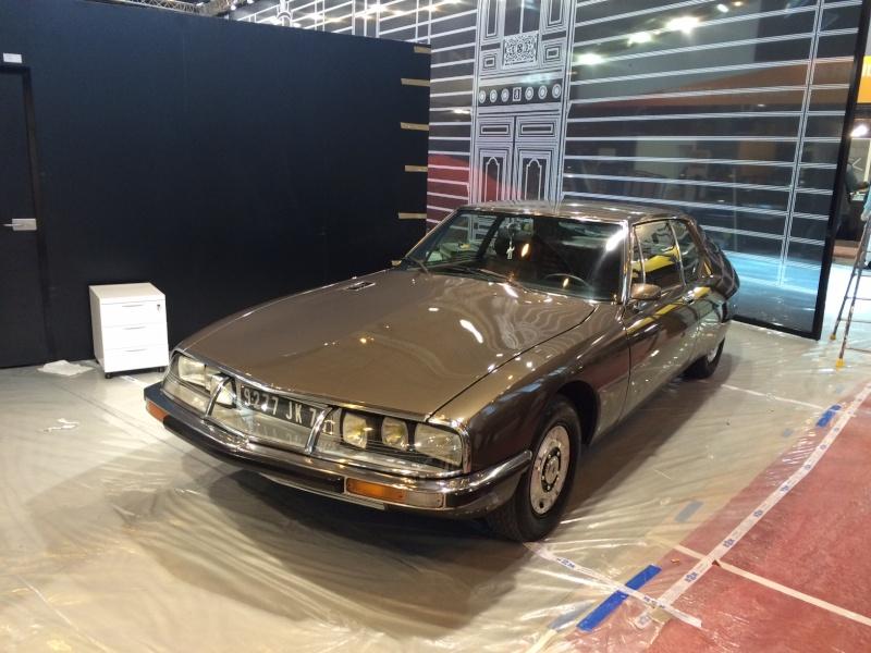 [SALON] Rétromobile 2015  1810