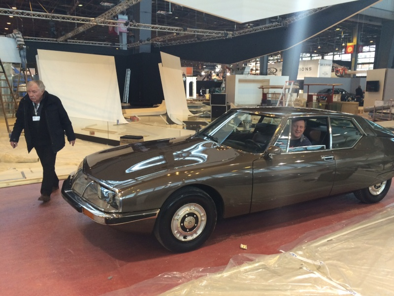 [SALON] Rétromobile 2015  2710