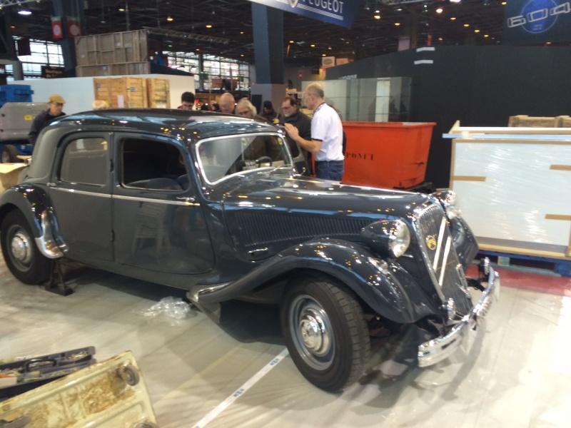 [SALON] Rétromobile 2015  4010