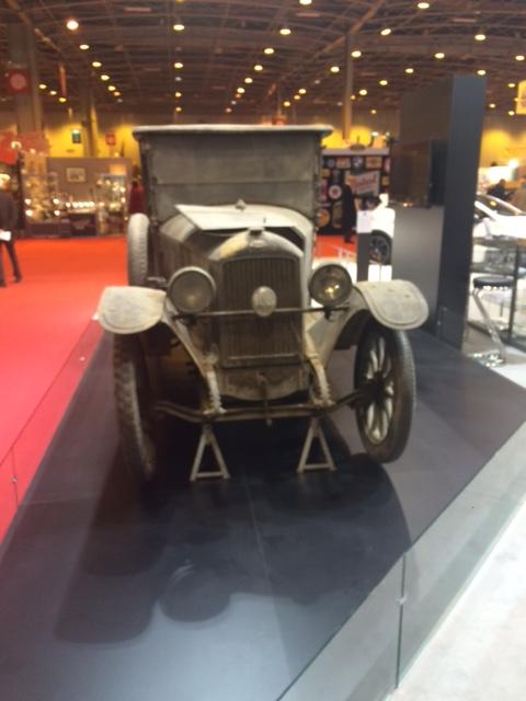 [SALON] Rétromobile 2015  4910