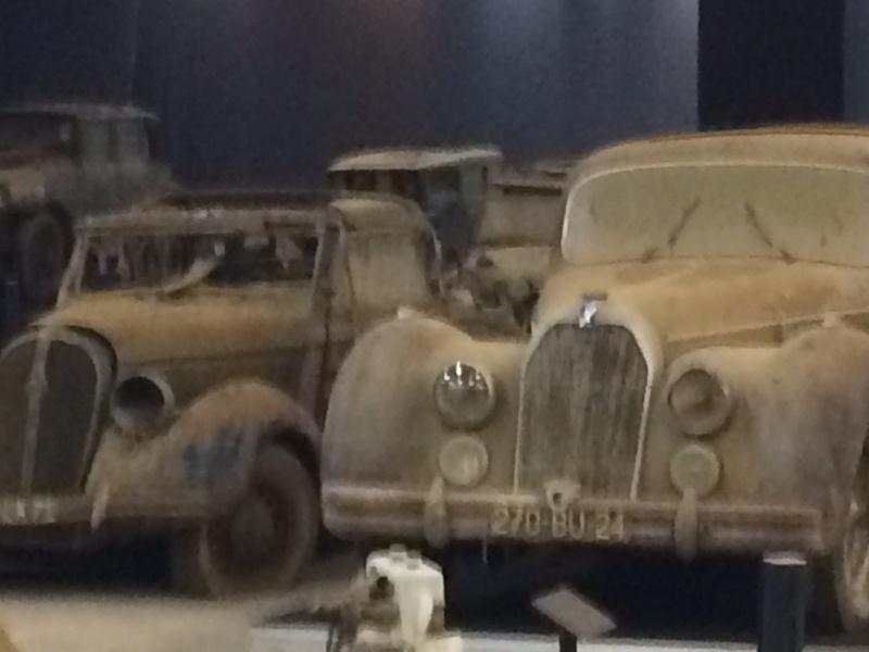 [SALON] Rétromobile 2015  810
