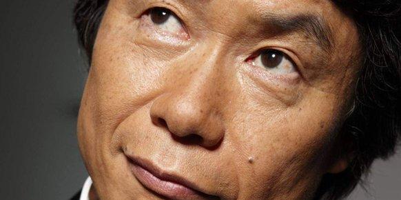 """Miyamoto cada vez más ocupado con """"su nuevo videojuego"""" _logos10"""