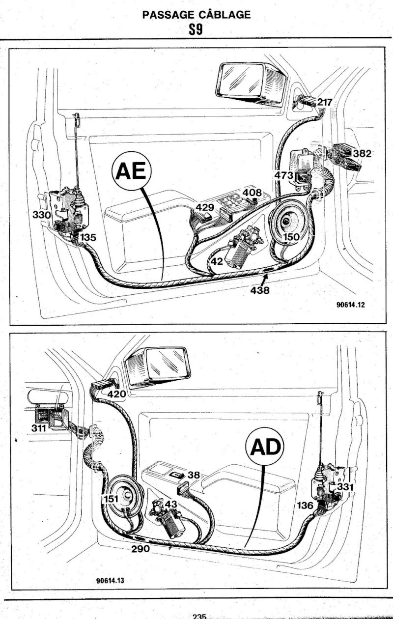 problèmes de fonctionnement vitre électrique arrière gauche r25 limousine - Page 2 10_s910