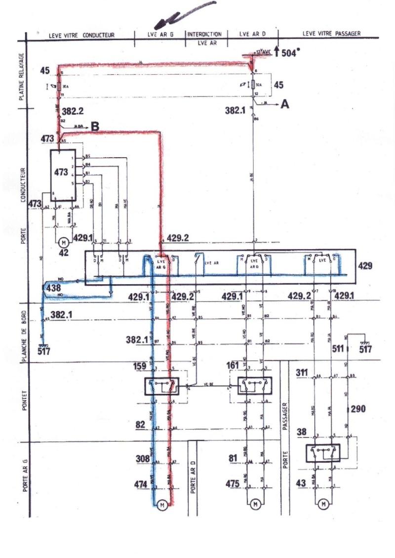 - problèmes de fonctionnement vitre électrique arrière gauche r25 limousine 3_comm10