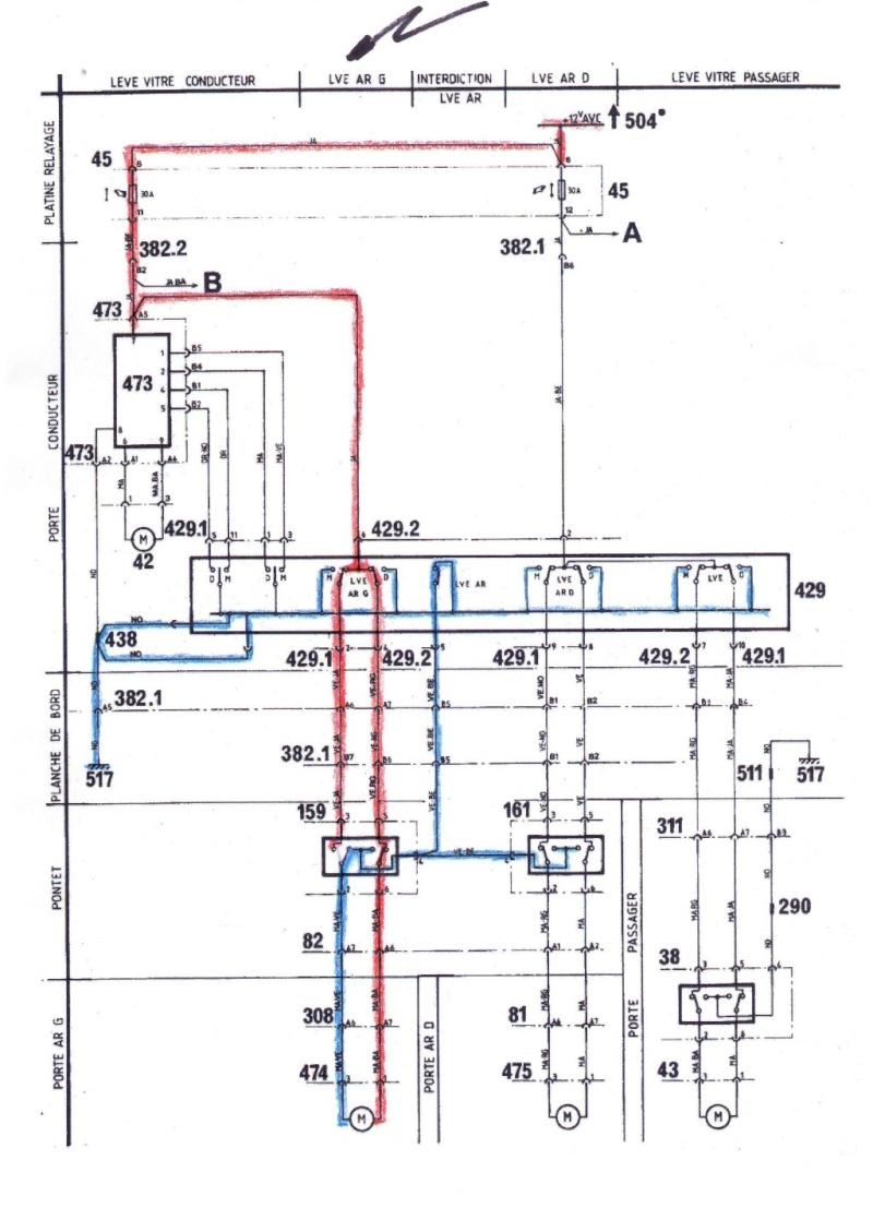 - problèmes de fonctionnement vitre électrique arrière gauche r25 limousine 4_comm10
