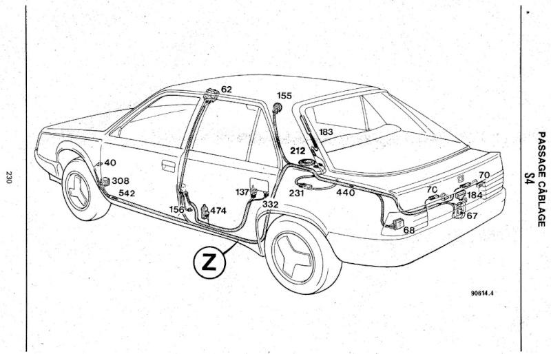 problèmes de fonctionnement vitre électrique arrière gauche r25 limousine - Page 2 7_s410
