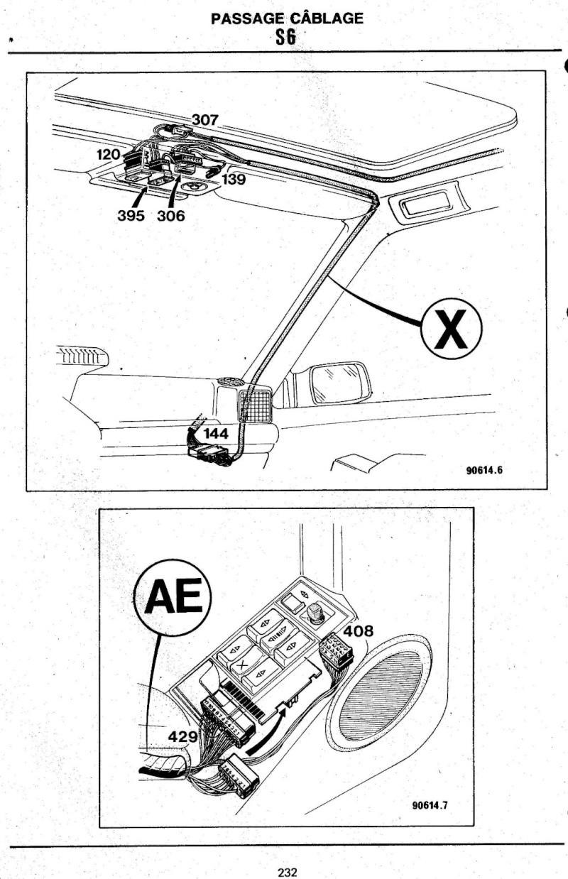 problèmes de fonctionnement vitre électrique arrière gauche r25 limousine - Page 2 8_s610