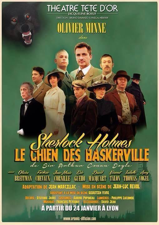 Olivier Breitman -- Le chien des Baskerville -- (2013/2014) 19116210