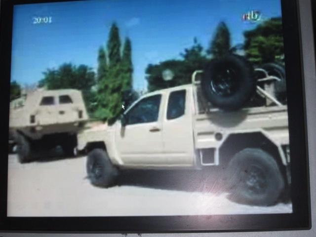 Armée nationale Burkinabé / Military of Burkina Faso - Page 2 Burkin12
