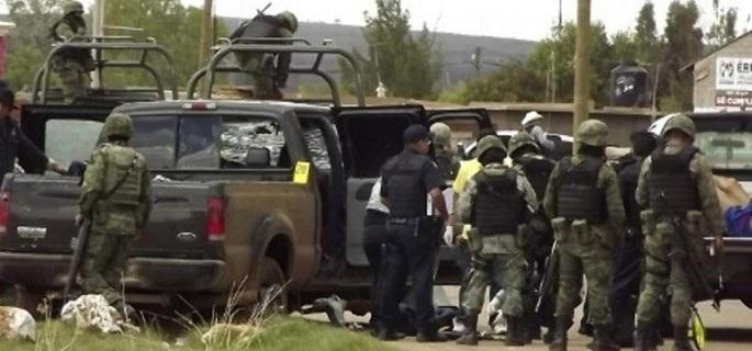 Armée Mexicaine / Mexican Armed Forces / Fuerzas Armadas de Mexico - Page 5 Mexarm10