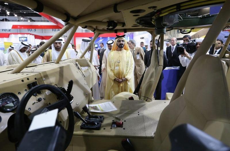 IDEX 2015 - International Defence Exhibition  1321